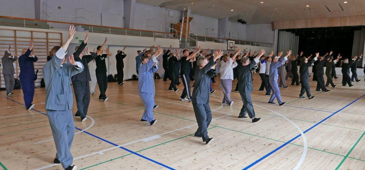 ITCCA NorwayTai Chi Chuan Welcome